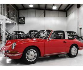 1968 PORSCHE 912 'SOFT-WINDOW' TARGA