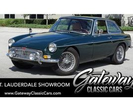 1969 MG B FOR SALE
