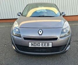 2011 RENAULT GRAND SCENIC EXPRESSION 1.5 DCI DESEL 6 SPEED 7 SEATER 101K MILES