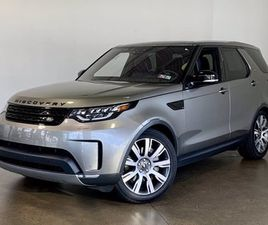 USED 2018 LAND ROVER DISCOVERY HSE LUXURY