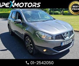 NISSAN QASHQAI +2 FINANCE AVAILABLE .TOP-SPEC N-T FOR SALE IN MEATH FOR €8,449 ON DONEDEAL