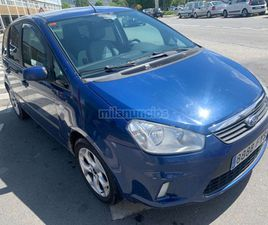 FORD - CMAX 1.6 TDCI 90 BUSINESS