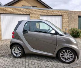 SMART FORTWO COUPE MHD - MIT GLASDACH