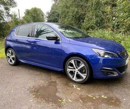 PEUGEOT 308 308 GT LINE HDI BLUE 150 FOR SALE IN ANTRIM FOR £12,995 ON DONEDEAL