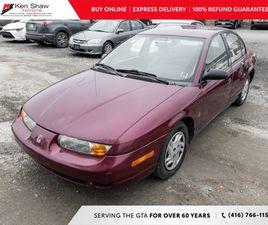 2002 SATURN S-SERIES SL AS IS SPECIAL PRICE   CARS & TRUCKS   CITY OF TORONTO   KIJIJI