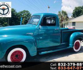 FOR SALE: 1951 CHEVROLET 3100 IN SANTA ROSA, FLORIDA