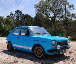 FIAT 127 MK1 - 1972