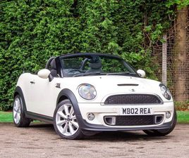 MINI ROADSTER 1.6 COOPER S ROADSTER 2DR £2400 EXTRAS ON THIS CAR CONVERTIBLE 2013