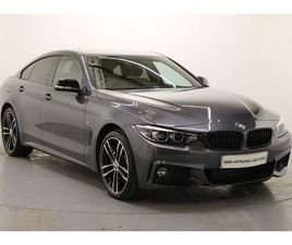 BMW 4 SERIES GRAN COUPE 430D XDRIVE M SPORT GRAN COUPE 3.0 5DR