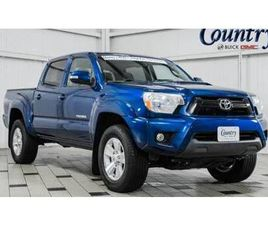 TRD PRO DOUBLE CAB 5' BED V6 4WD MANUAL