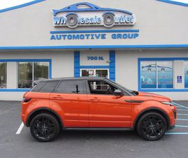 USED 2017 LAND ROVER RANGE ROVER EVOQUE HSE DYNAMIC