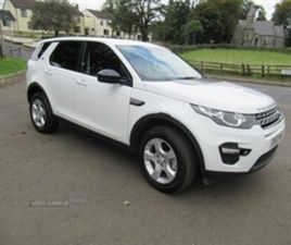 USED 2017 LAND ROVER DISCOVERY SPORT SW SPECIAL EDITIONS ESTATE 90,000 MILES IN WHITE FOR
