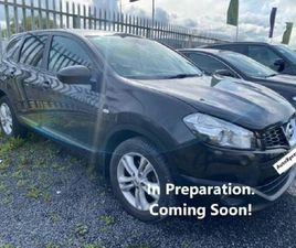 NISSAN QASHQAI +2 2 ACENTA DCI 5DR 1.5 FOR SALE IN LIMERICK FOR €8,995 ON DONEDEAL