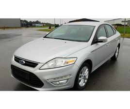 FORD MONDEO TURNIER 1.6 TDCI AMBIENTE