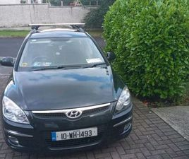 HYUNDAI I30 CROSS WAGON. FOR SALE IN WESTMEATH FOR €3,200 ON DONEDEAL