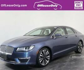 2018 LINCOLN MKZ/ZEPHYR RESERVE ECOBOOST AWD
