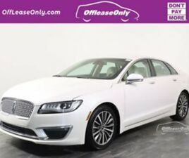 2019 LINCOLN MKZ/ZEPHYR RESERVE ECOBOOST AWD