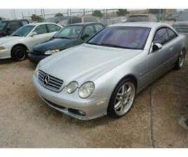 2003 MERCEDES-BENZ CL-CLASS CL-CLASS CL600