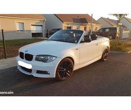 BMW 123D BI TURBO CABRIOLET PACK M PERFORMANCE