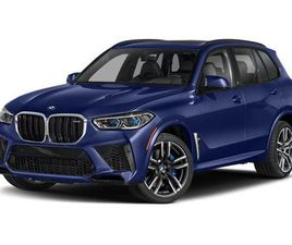 2022 BMW X5 M COMPETITION COMPETITION