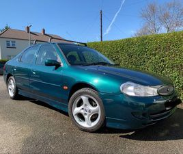 FORD MONDEO 2.5 V6 ST-24 5DR (SUN ROOF, A/C)