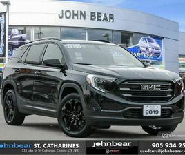 2019 GMC TERRAIN ASK ABOUT OUR FINANCE SPECIALS | CARS & TRUCKS | ST. CATHARINES | KIJIJI