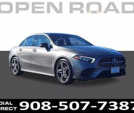 GRAY COLOR 2019 MERCEDES-BENZ A-CLASS A 220 4MATIC FOR SALE IN EDISON, NJ 08817. VIN IS WD