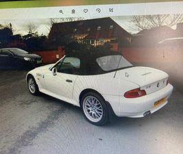1999 BMW Z3 2.8 ROADSTER - £4,999