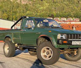 HILUX 4WD 2.0-0