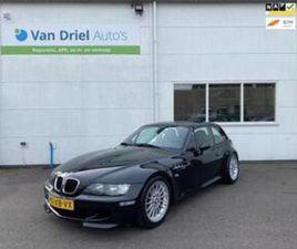 BMW Z3 COUPÉ 2.8 / UNIEK UIT 18-11-1998 AANGEBODEN DOOR VAN DRIEL AUTO'S B.V.