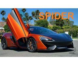 MCLAREN MCLAREN 570S SPIDER