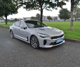 KIA STINGER, 2018 2.2 GT-LINE S FREE DELIVERY FOR SALE IN CORK FOR €45,750 ON DONEDEAL