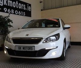 PEUGEOT 308, 2015//ESTATE///// FOR SALE IN DUBLIN FOR €8,999 ON DONEDEAL