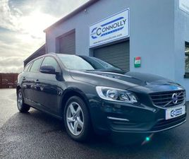 VOLVO V60 29 BUSINESS EDITION D2 120 DRIVE-E ST FOR SALE IN DONEGAL FOR €19,445 ON DONEDEA