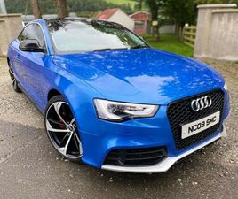 ◊ AUDI A5 2.7 TDI AUTO RS5 REP 2008 WITH NEW TYPE FRONT END ** STUNNING ** ◊