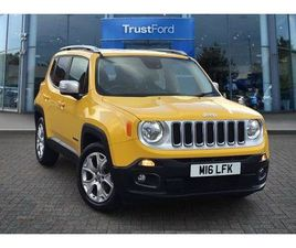 JEEP RENEGADE 1.4 MULTIAIR LIMITED 5DR