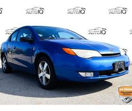 USED 2006 SATURN ION 3 UPLEVEL AS IS