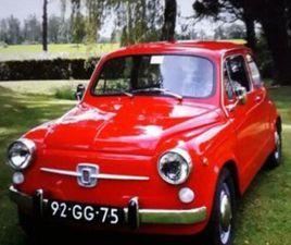 FIAT 600 / ZASTAVA 750 DE LUXE