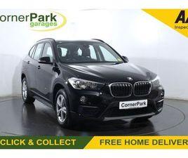 BMW X1 2.0 SDRIVE18D SE 5D 148 BHP BUSINESS NAV - PARKING SENSORS