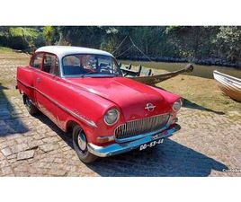OPEL OLYMPIA REKORD COUPE 1957