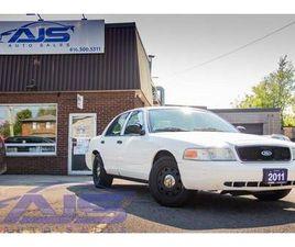 USED 2011 FORD CROWN VICTORIA P71 POLICE INTERCEPTOR