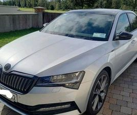 SUPERB IV SPORTLINE FOR SALE IN WATERFORD FOR €38,500 ON DONEDEAL