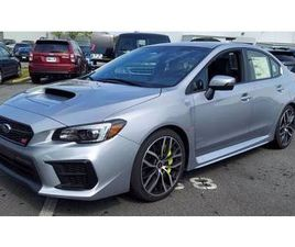 STI LIMITED MANUAL WITH LIP SPOILER