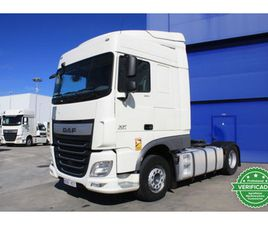 DAF FT XF 460 SPACE CAB