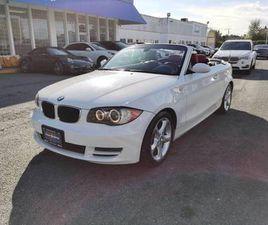 2008 BMW 1 SERIES 128I 2DR CABRIOLET