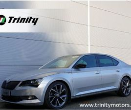 SKODA SUPERB SPORTLINE 2.0TDI 150HP PAN ROOF FOR SALE IN WICKLOW FOR €28,450 ON DONEDEAL