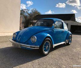 VW COX COCCINELLE