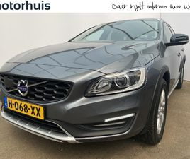 VOLVO V60 CROSS COUNTRY D3 150PK GEARTRONIC SUMMUM AUTOMAAT