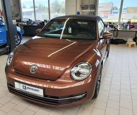 VOLKSWAGEN BEETLE CABRIOLET 1.2 TSI BLUEMOTION TECHNOLOGY A
