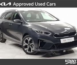 KIA CEED SW PHEV TRAILER 5DR AUTO FOR SALE IN GALWAY FOR €28,995 ON DONEDEAL